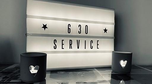 6.30pm Service