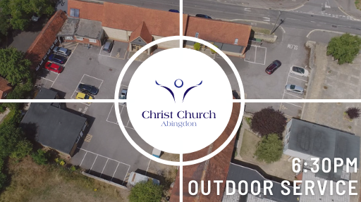 6:30pm Outdoor Service