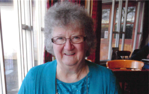 Thanksgiving service for the life and faith of Gill Fox