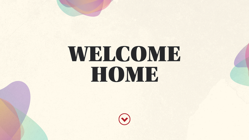 Welcome Home Course