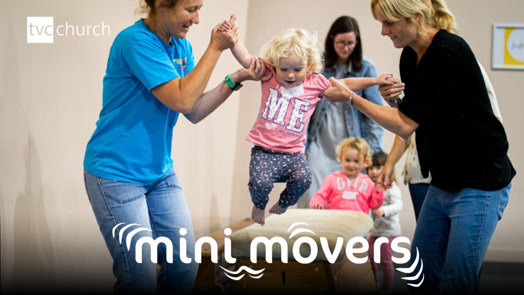 Mini Movers Autumn Term 1