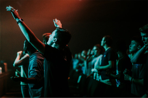 Extended Worship Evening cover image