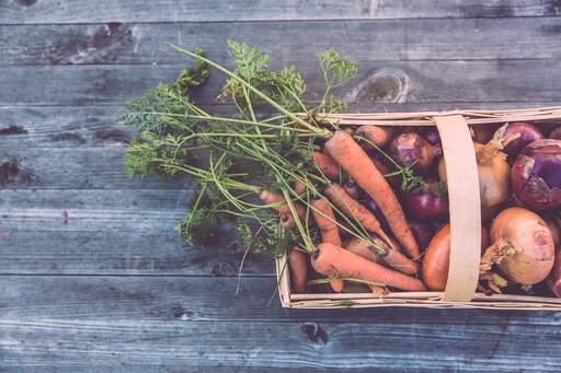 Harvest Bring & Share